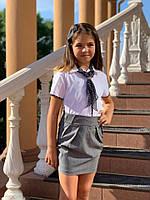 Детская Школьная Юбка, фото 1