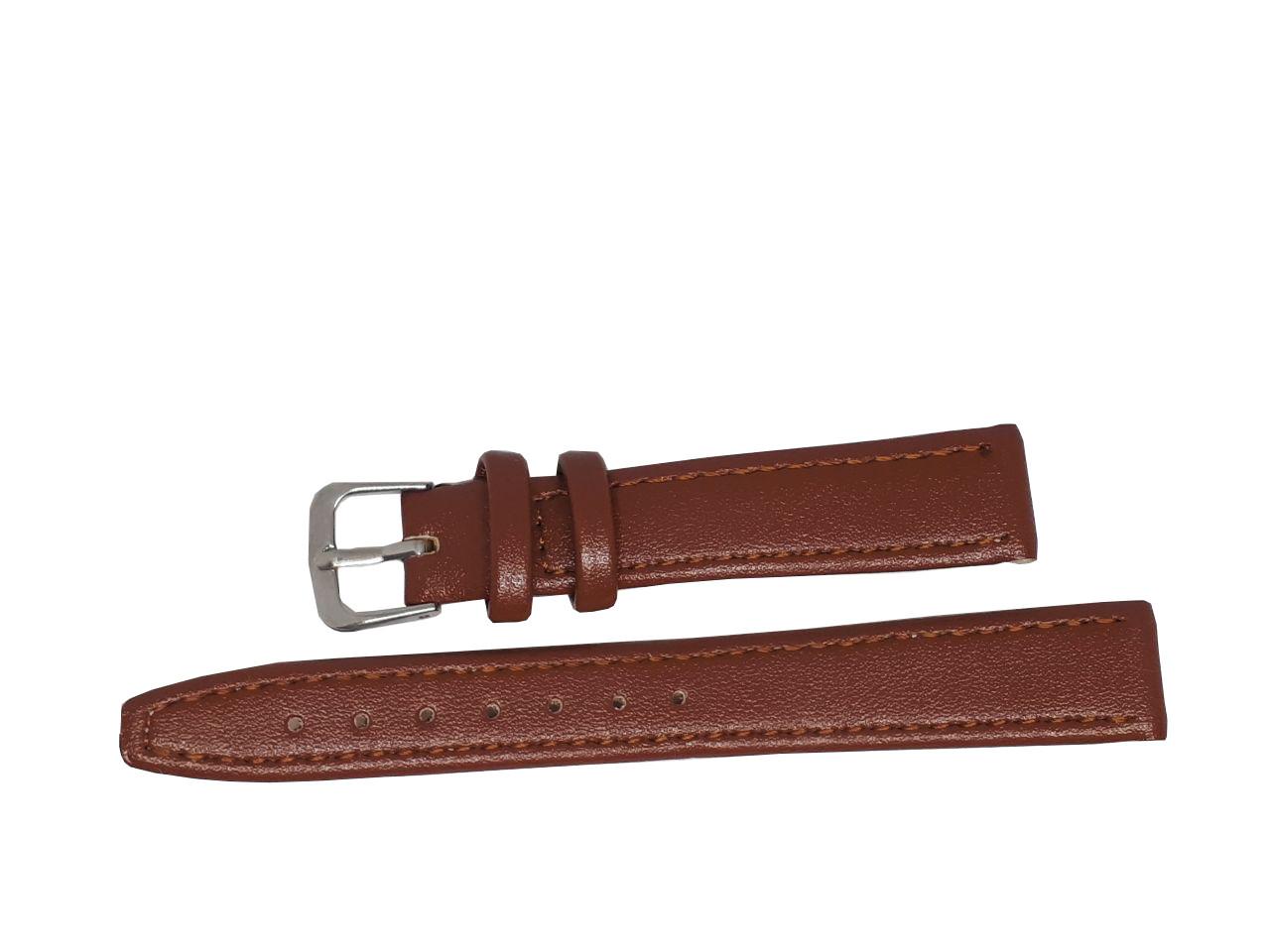 Ремешок для часов Perfect 14 мм коричневый