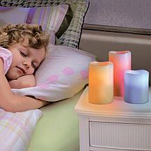 Светодиодные свечи с пультом управления Luma Candles Люма Кендлес (electronic candle), фото 2