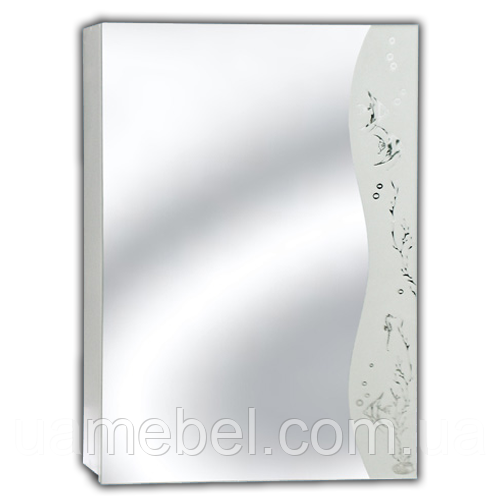 Зеркало в ванную З-17 (без света)