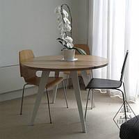 """Круглий обідній стіл """"Енкє Раунд"""", фото 1"""