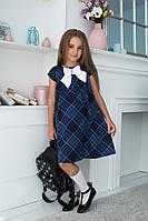 Школьное детское платье , фото 1