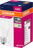 Лампа LED Osram CL A Value 75 10.5W/827 220-240V FR E27