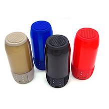 Портативная колонка со светомузыкой JBL Pulse 3 Mini (Красная), фото 3