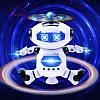 Танцующий светящийся робот Dancing Robot   детская игрушка музыкальный робот, фото 4