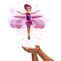 Кукла летающая фея Flying Fairy | Летит за рукой, волшебство в детских руках, фото 3