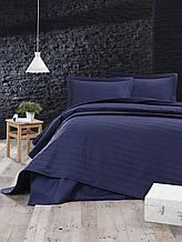 Покрывало стеганное 220*240 Eponj Home Monart lacivert синий