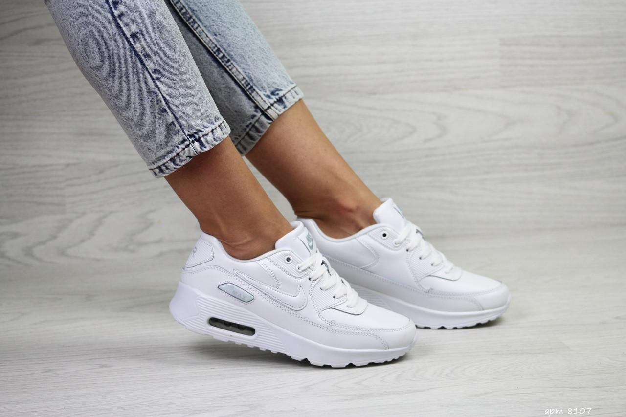 Nike air max 90 hyperfuse черно белые все размеры