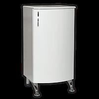 Комод белый в ванную ПП-300-500 радиус