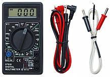 Мультиметр тестер вольтметр амперметр DT-838, фото 3