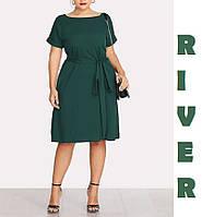 Элегантное женское платье большого размера  с 48 по 98, фото 2