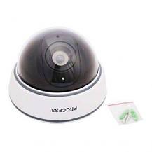 Камера видеонаблюдения муляж купольная DS- 1500B, фото 2