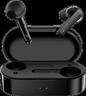 Беспроводные наушники QCY T3, Bluetooth 5.0, 800 mAh, Стерео, Микрофон, Активное шумоподавление, Защита IPX5