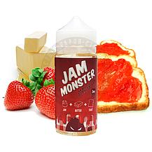 Жидкость для электронных сигарет с никотином Jam Monster mix 100ml, фото 3