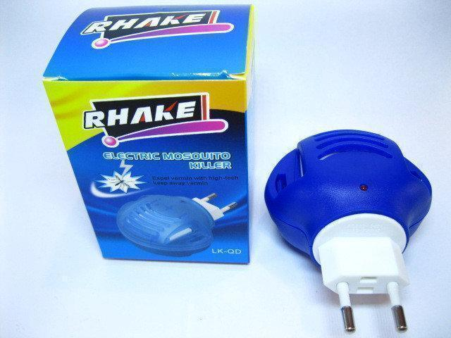 Фумигатор от насекомых Rhake  + жидкость