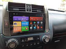 Штатная автомагнитола с GPS навигацией для автомобилей Toyota Prado 150 (2009-2013) Android 5.0.1, фото 3