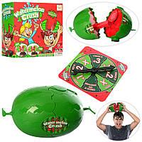 Веселая настольная игра Watermelon Crush, Раздави арбуз