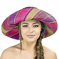 Женская летняя шляпа Ce'line le Roy