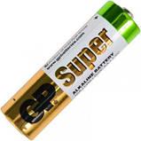 Батарейка GP 15A-S2 Alkaline LR6 AA, фото 2