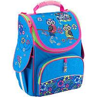 Школьный каркасный рюкзак kite k18-501s-6 pretty owls на 11 литров