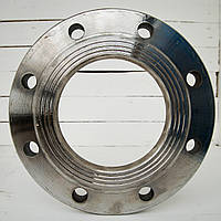 Фланець сталевий приварний Ду 100 PN 10, фото 1