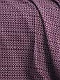 Покрывало Пике с наволочками 230*240 Eponj Home Laden mor фиолетовый, фото 2