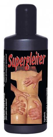 Массажное масло supergleiter 200 мл, фото 2
