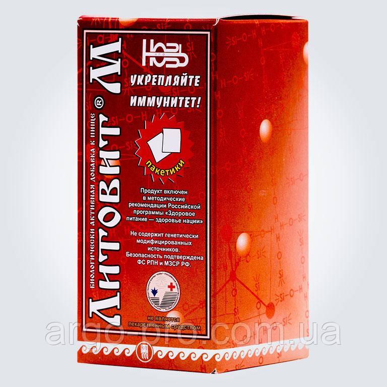 Литовит М гранулы Арго, цеолит, энтеросорбент, имуномодулятор, псориаз, кожные заболевания, аллергия, дерматит