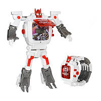 Часы трансформер аналог Robot Watch White PK1082A, фото 1