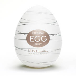 Мастурбатор Tenga Egg Silky (Нежный Шелк), фото 2