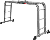 Шарнирная лестница трансформер Stark SAT 4x3 (525430101), фото 1