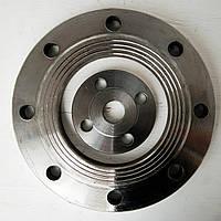 Фланець сталевий приварний Ду 250 PN 10