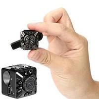 Мини камера OMG SQ10 1080P, цветная камера видео наблюдения с записью звука и ночным видением