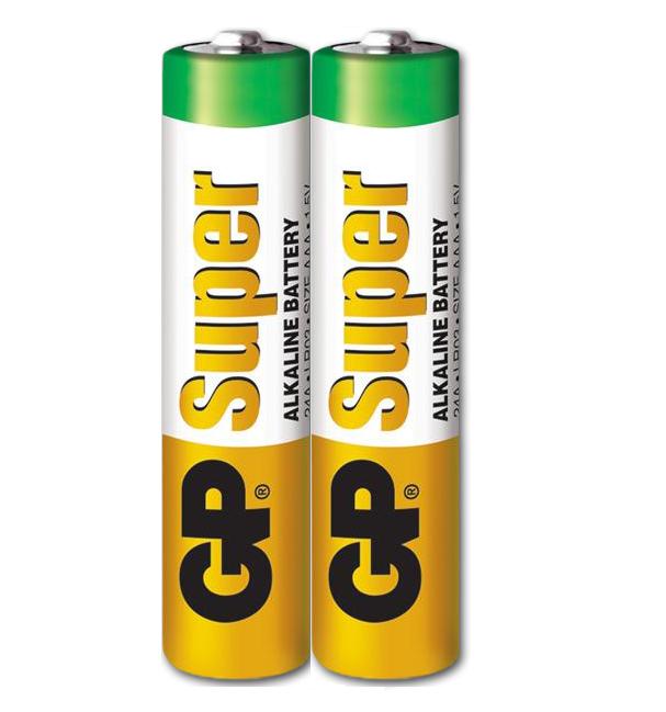 Батарейка GP 24A-S2 Alkaline LR03 AAA 1 шт.