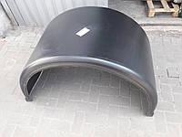 Крыло прицепа спарка, без крепления 650х2100 без каймы усиленное DK1570 DK1670 , фото 1
