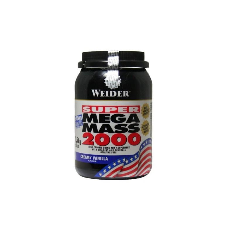 Гейнер Weider Mega Mass 2000 1500 g