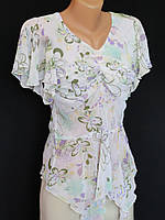 Шифоновая молодежная блузка