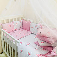 СКПБ Baby Design Фламинго