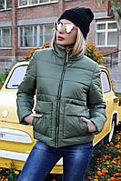 Куртка женская демисезонная №35 (5 цветов)
