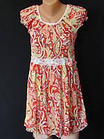 Легкие шифоновые платья