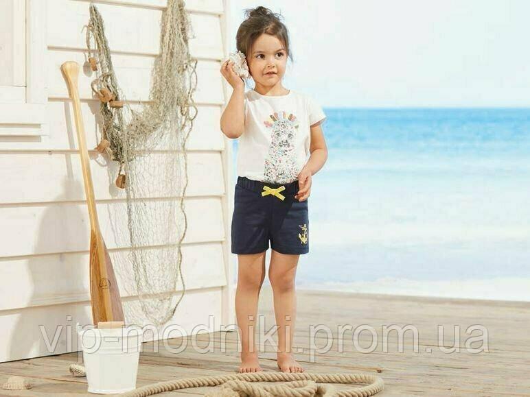 Набор шорт на девочку от Lupilu.110/116 размер