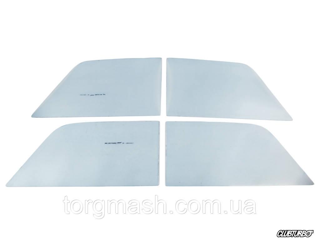 Комплект пластиковых стекол 3 мм ВАЗ 2101 - 2107 clubturbo