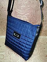 Женская сумка планшет на плечо/Клатч женский Сумка стеганная только ОПТ, фото 1