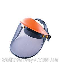 Защитная маска для скашивания травы с металической сеткой Winzor