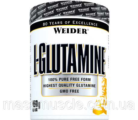 Глютамин Weider L-Glutamine 400 g