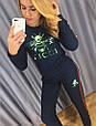 Костюм женский стильный модный GUCCI размер 42-48, купить оптом со склада 7км Одесса, фото 3