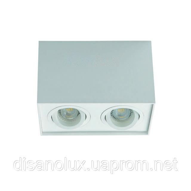Светильник Downlight LED потолочный GORD DLP 250-W (25473 )GU10  белый