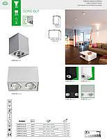 Светильник Downlight LED потолочный GORD DLP 250-W (25473 )GU10  белый, фото 2