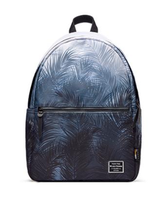 Рюкзак в синих тонах небольшой