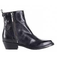 Ботинки Женские Black Kossak размер 38 стелька 25 см Натуральная кожа (SW-0088)